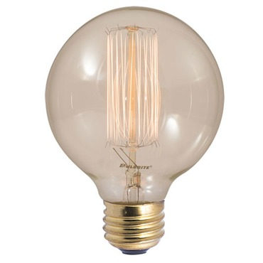 Nostalgic G30 E26 Antique Thread Bulb 40W 120V