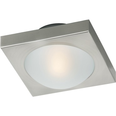 Piccolo Square Semi Flush Mount / Wall Sconce by Et2 | E20530-09
