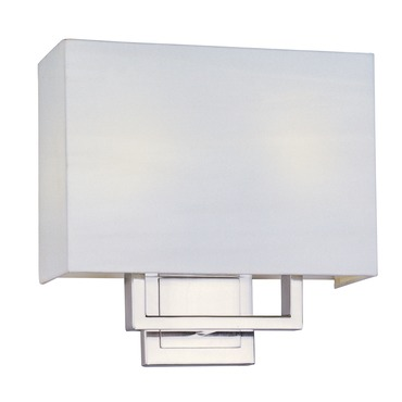Edinburg Square LED Wall Sconce