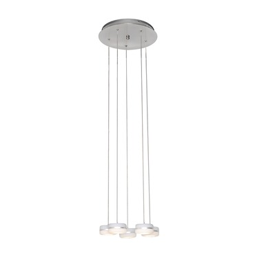 Mint 5 Light Suspension by Et2 | E22496-11PC