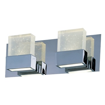 Fizz III Bathroom Vanity Light by Et2 | E22752-89PC