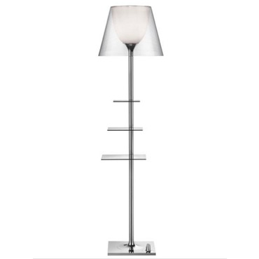Bibliotheque Floor Lamp by Flos Lighting | FU101100