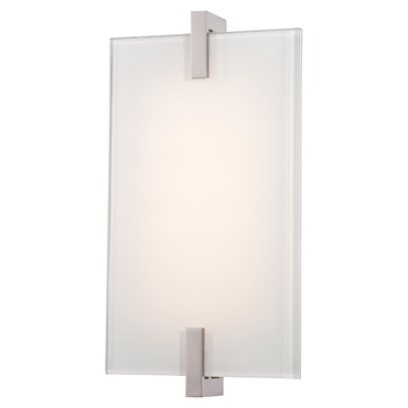 Hooked LED Bath Bar  by George Kovacs   P1110-613-L