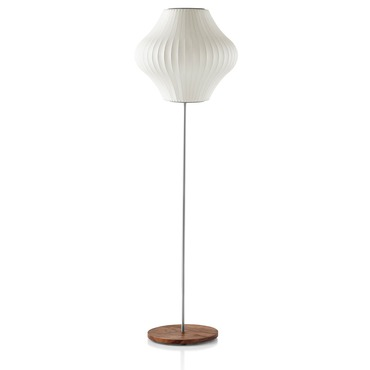 Pear Lotus Floor Lamp