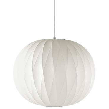 Ball Criss Cross Pendant by George Nelson by Modernica | BALL-PD-CC-SM