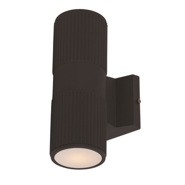 Lightray Pleated Outdoor Wall Light