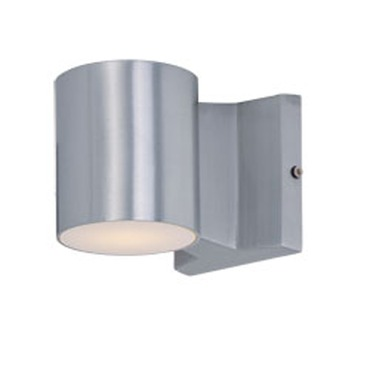 Lightray Round Outdoor Wall Sconce by Maxim Lighting | 86106AL