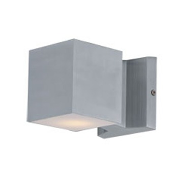 Lightray Square Outdoor Wall Sconce by Maxim Lighting | 86107AL