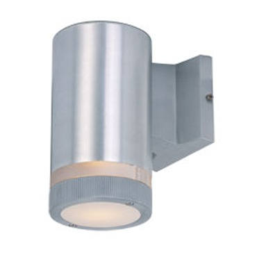 Lightray Glass Stripe Outdoor Wall Light
