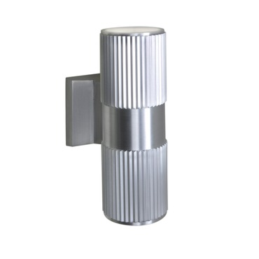 Lightray LED Pleated Outdoor Wall Light
