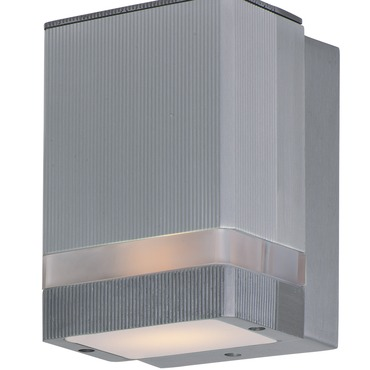 Lightray Square LED Outdoor Wall Light by Maxim Lighting | 86128AL