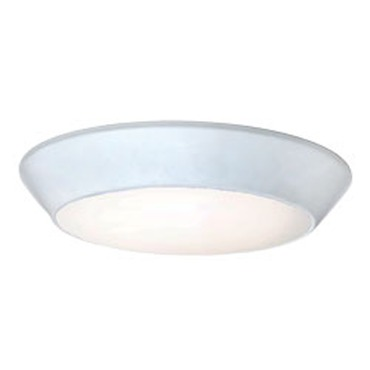 Convert 20 Watt LED Flush Mount by Maxim Lighting | 87620WTWT