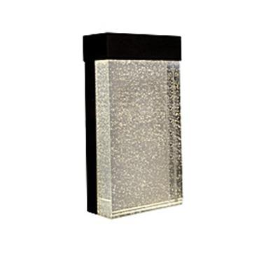Moda Exterior Wall Sconce by Maxim Lighting | 88272BGBZ