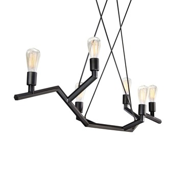 Akimbo Linear Suspension by Tech Lighting | 700LSAKMB36B
