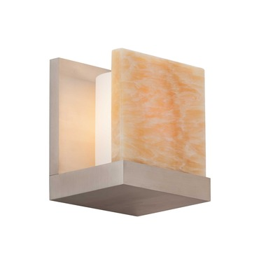 Corbel Onyx Wall Sconce by Tech Lighting | 700WSCRBHS
