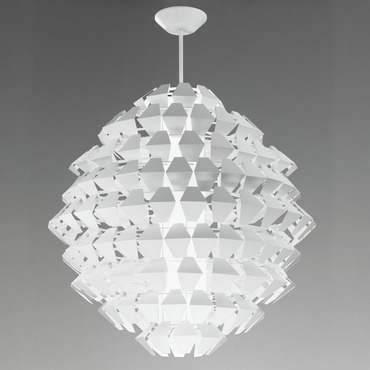 Agave Round Pendant by Zaneen Lighting | D8-1183