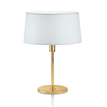 Classic Table Lamp with Top Diffuser