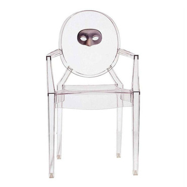 Louis Ghost Character Chair - 2 Pack