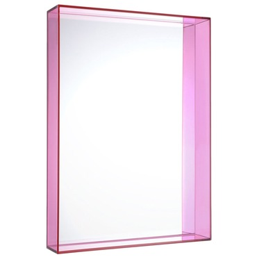 Only Me Square Mirror  by Kartell | 8320-FU