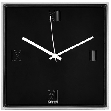 Tic-Tac Clock by Kartell | 1900-09-1PK