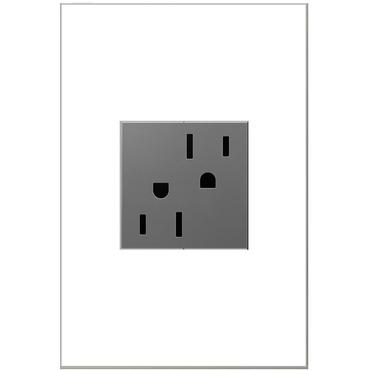 Tamper Resistant 15 Amp Outlet by Legrand | ARTR152M4
