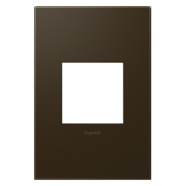 Bronze Wall Plate by Legrand | AWP1G2BR10