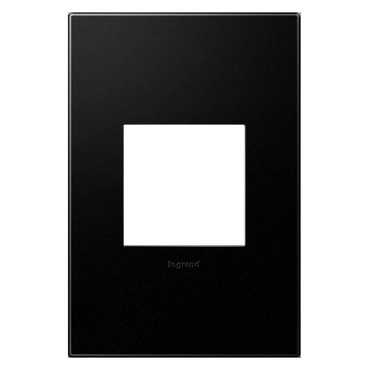 Adorne Plastic Screwless Wall Plate by Legrand | AWP1G2GR6