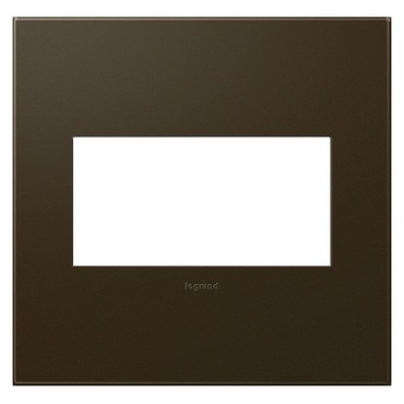 Bronze Wall Plate by Legrand | AWP2GBR10