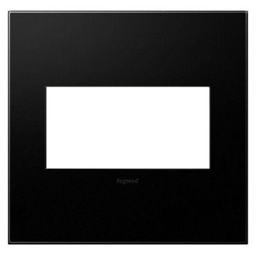 Graphite Wall Plate by Legrand | AWP2GGR4
