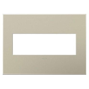Adorne Plastic Screwless Wall Plate by Legrand | AWP3GTM4