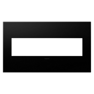 Graphite Wall Plate by Legrand | AWP4GGR4