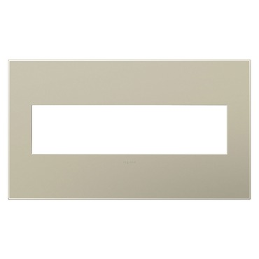 Plastic Wall Plate by Legrand | AWP4GTM4