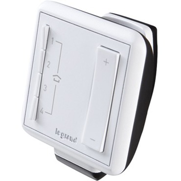 Wireless Lighting Remote Control by Legrand | ADMHRM4