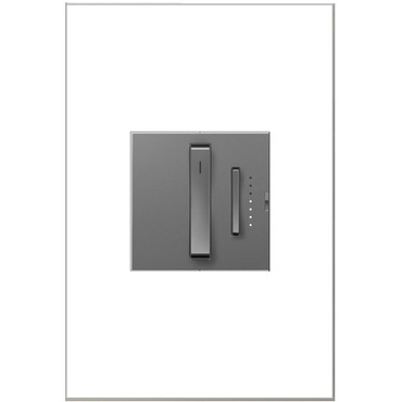 Whisper 700 Watt Wi-Fi Ready Tru-Universal Master Dimmer by Legrand | ADWR700RMTUM1