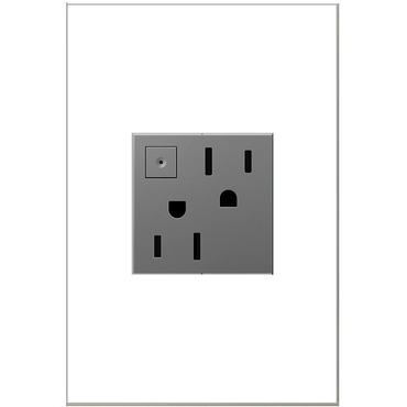 Manual Energy Saving Outlet by Legrand | ARPS152M4