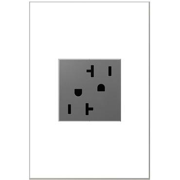 Tamper Resistant 20 Amp Outlet