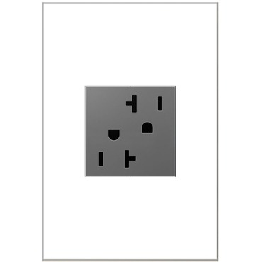Tamper Resistant 20 Amp Outlet by Legrand | ARTR202M4