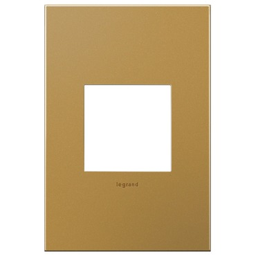 Cast Metal Wall Plate by Legrand | AWC1G2SB4
