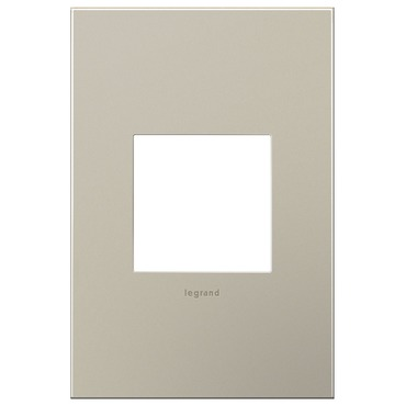 Cast Metal Wall Plate by Legrand | AWC1G2SN4
