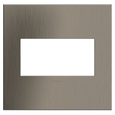 Cast Metal Wall Plate by Legrand | AWC2GSN4