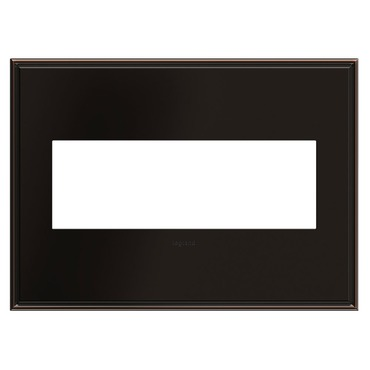 Oil Rubbed Bronze Wall Plate by Legrand | AWC3GOB4