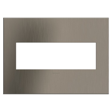 Cast Metal Wall Plate by Legrand | AWC3GSN4