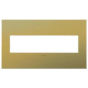 Brushed Brass Wall Plate