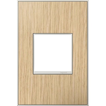 Real Material Wall Plate by Legrand | AWM1G2FH4