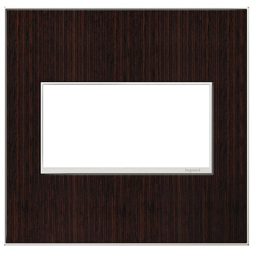 Real Material Wall Plate by Legrand | AWM2GWE4
