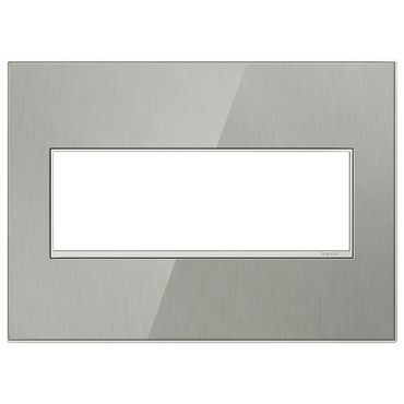 Real Material Wall Plate by Legrand | AWM3GMS4
