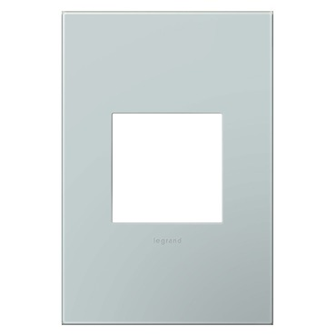 Adorne Plastic Screwless Wall Plate by Legrand | AWP1G2BL6