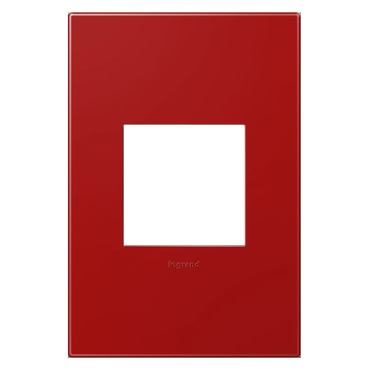 Adorne Plastic Screwless Wall Plate by Legrand | AWP1G2CH4
