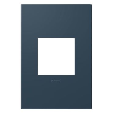 Adorne Plastic Screwless Wall Plate by Legrand | AWP1G2FG6