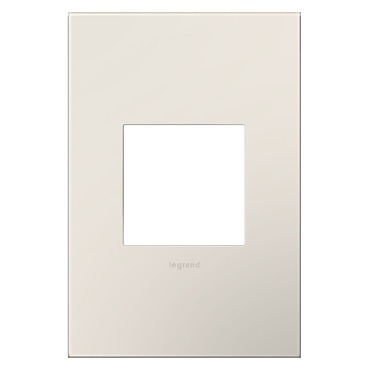 Satin Light Almond Wall Plate by Legrand | AWP1G2LA6